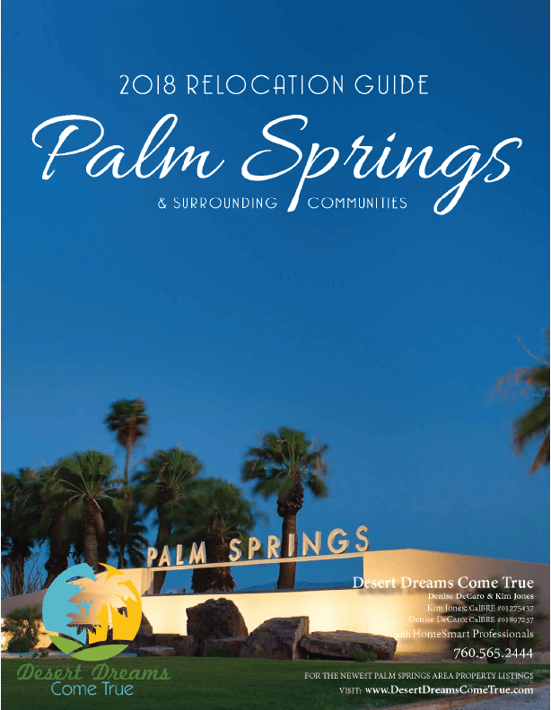Palm Springs Relocation Guide