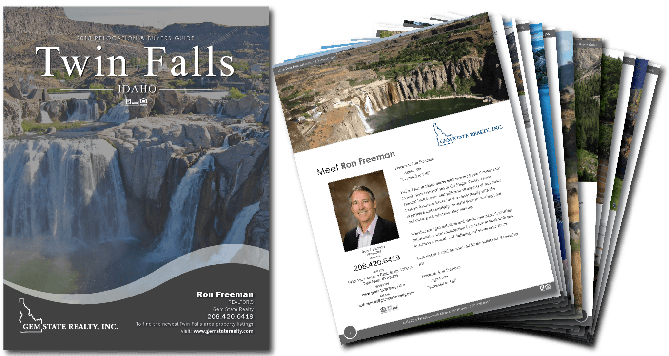 2018 Twin Falls Relocation Guide