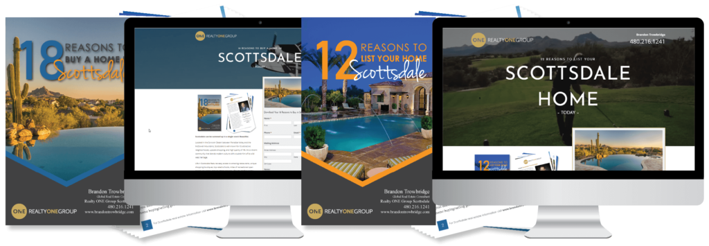 Scottsdale Buyer & Listing LeadSuite Package